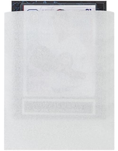 "12"" x 15"" (1/8"") Polyethylene Foam Flush Cut Pouches"