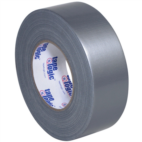 """2"""" Silver Colored Duct Tape - Tape Logic™"""