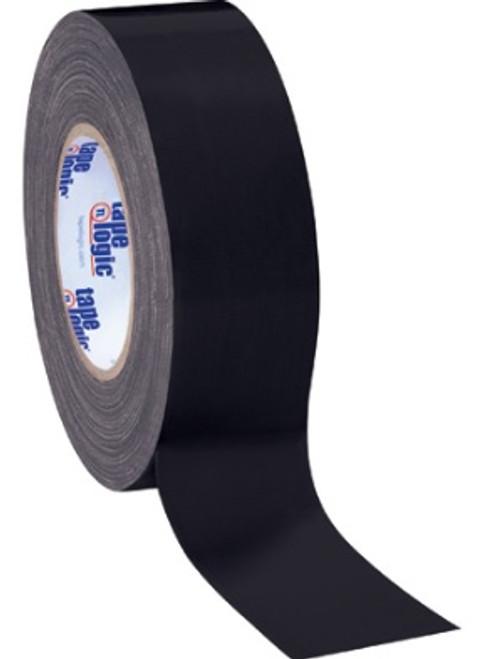 "2"" Black Colored Duct Tape - Tape Logic™"