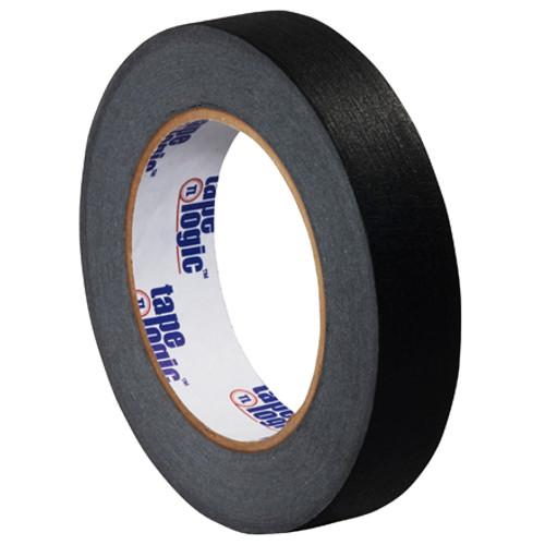 """1"""" Black Colored Masking Tape - Tape Logic™"""