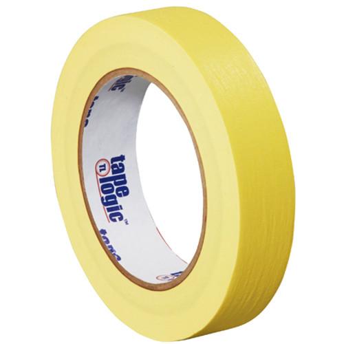 "1"" Yellow Colored Masking Tape - Tape Logic™"