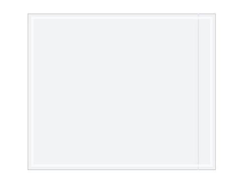 "10"" x 12"" ""Clear Face"" Document Envelopes"