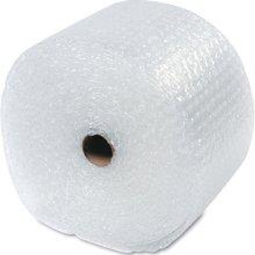 """1/2"""" Large Clear Bubble Wrap® Perforated every 12""""."""