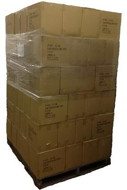 Acrylic Carton Sealing Tape - Clear Packaging Tape 2 Mil