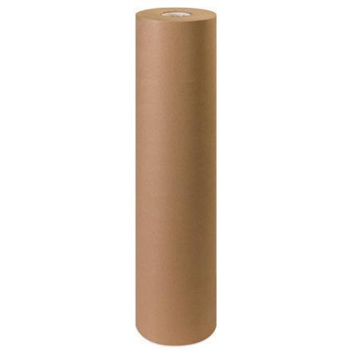 """Brown Kraft Paper Wrapping Roll 900' x 36"""" - 40#"""