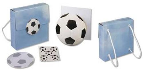 Soccer Ball Stationary Kit, Soccer Cards, Soccer Stickers, Soccer Note Pad
