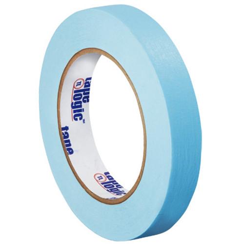 """3/4"""" Light Blue Colored Masking Tape - Tape Logic™"""