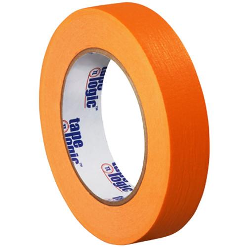 "1"" Orange Colored Masking Tape - Tape Logic™"