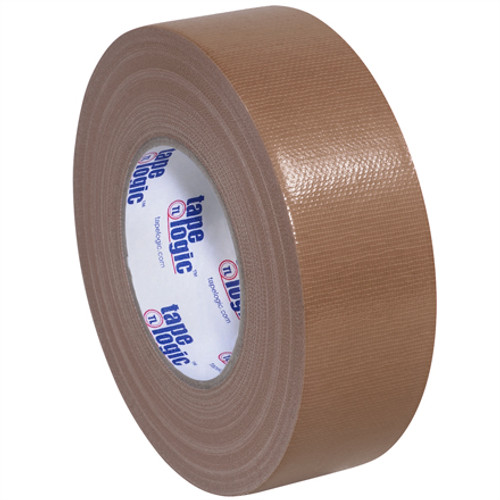 """2"""" Brown Colored Duct Tape - Tape Logic™"""