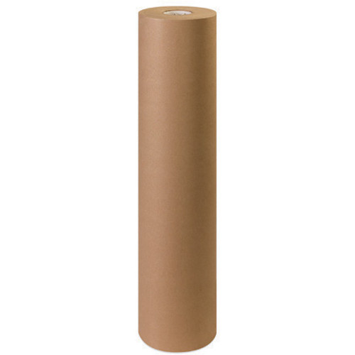 """Brown Kraft Paper Wrapping Roll 900' x 40"""" - 40#"""