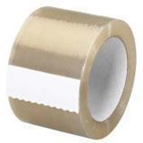 "2"" x 110 Yards 2 Mil. #412 Clear Carton Sealing Packaging Tape"