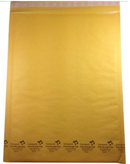 "14 1/4"" x 19"" Kraft Self Seal Bubble Mailer Envelope"