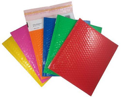 "8 1/4"" x 11"" Shiny Shippers™ Bubble Mailer Envelope"