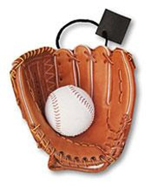 """10"""" x 11"""" x 4 1/2"""" Baseball Glove Medium Die Cut Gift Bag"""
