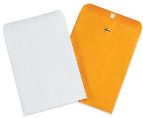 "4"" x 6 3/8"" Kraft Clasp Envelopes"
