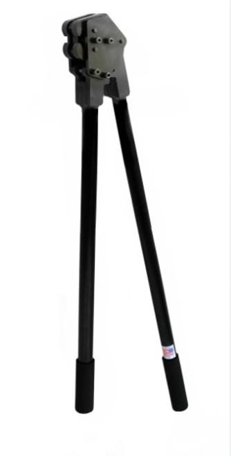 Heavy Duty Single Notch Steel Strapping Side Action Sealer