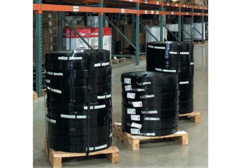 """5/8"""" x .023 Gauge x 2,050' Regular Duty Steel Strapping 1650 lbs. Break Strength"""