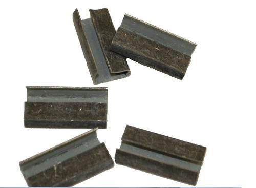 "5/8"" Metal Serratable Heavy Duty Polypropylene Strapping Seals"