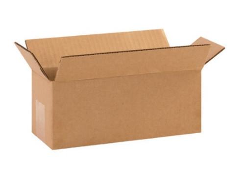"9"" x 4"" x 3"" (ECT-32) Kraft Corrugated Cardboard Shipping Boxes"
