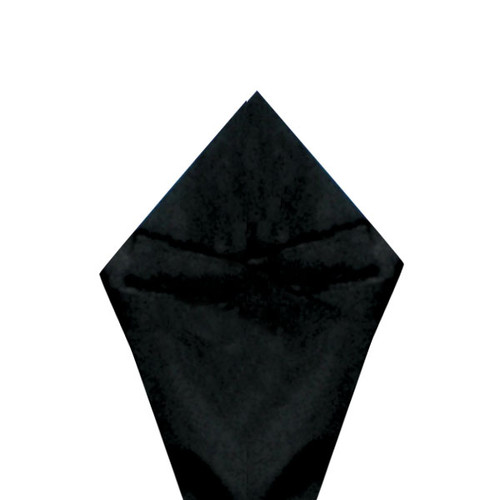 Black Color Wrapping and Tissue Paper, Quire Folded