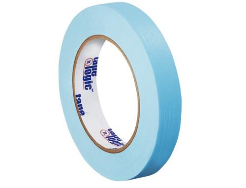 """1/2"""" Light Blue Colored Masking Tape - Tape Logic™"""