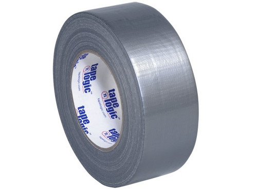 """2"""" x 60 yds Silver (3 Pack) Tape Logic™ 9 Mil Duct Tape"""