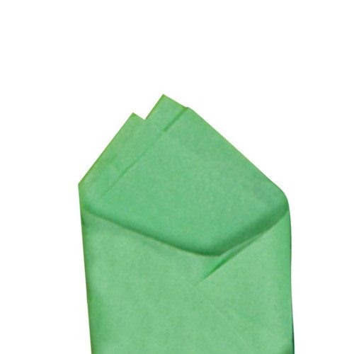Apple Green Color Wrapping and Tissue Paper, Quire Folded