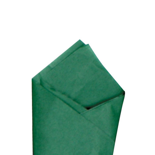 Evergreen Color Wrapping and Tissue Paper, Quire Folded
