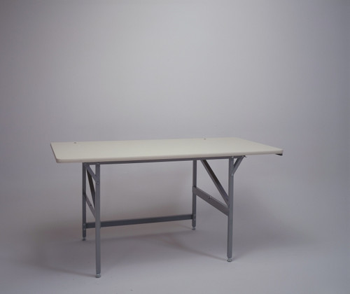 This Packing Table provides a great work surface for packaging.