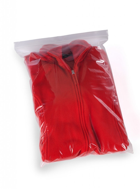 """7"""" X 10"""" Reclosable Poly Bags 2 mil"""