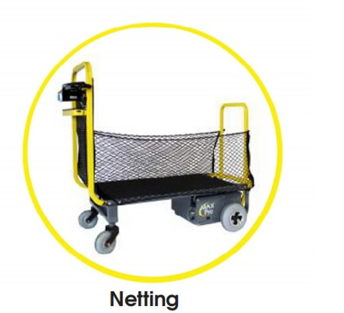 Cargo Netting for Dex Pro & Max Pro