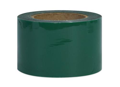"""3"""" Green Stretch Wrap Bundling Plastic Film"""