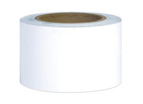 "3"" White Stretch Wrap Bundling Plastic Film"