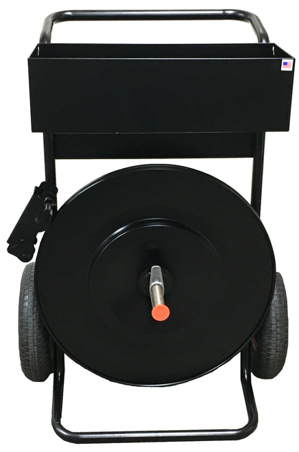 This Monster Cart is Specifically for use with Steel Strapping.