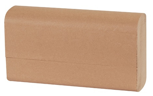 """9.25"""" x 9.50"""" Bedford Kraft Multi-Fold Paper Towels"""