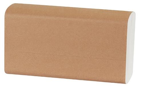 "9.25"" x 9.50"" Bedford White Multi-Fold Paper Towels"
