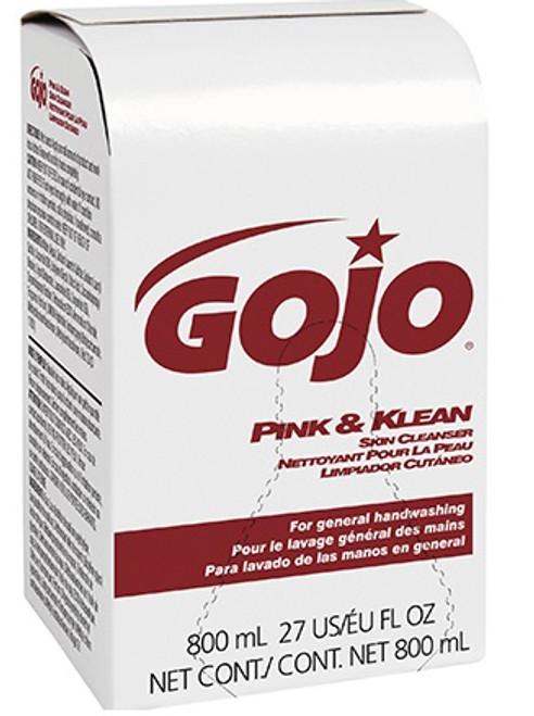 GOJO® Pink & Klean Hand Soap Refill Box