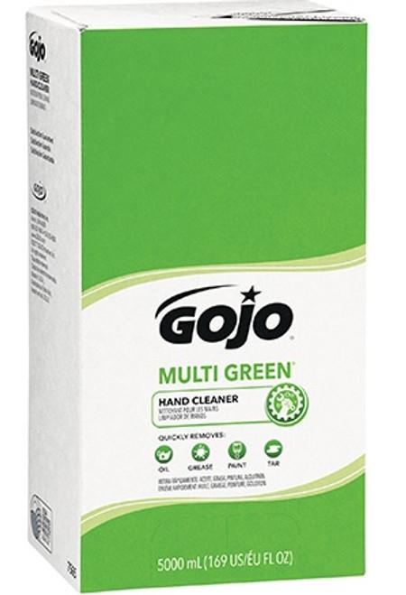 GOJO® Multi-Green® Hand Cleaner Refill Box 5,000 mL