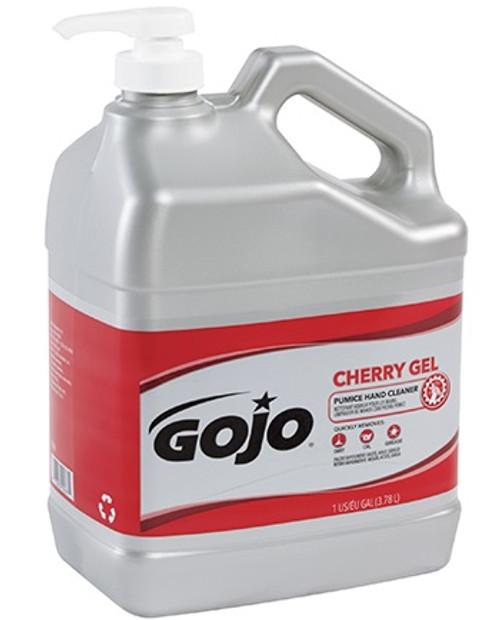 GOJO® Cherry Pumice Hand Soap 1 Gallon Pump Bottle