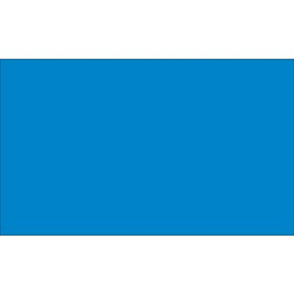 """3"""" x 10"""" Light Blue Inventory Rectangle Labels"""