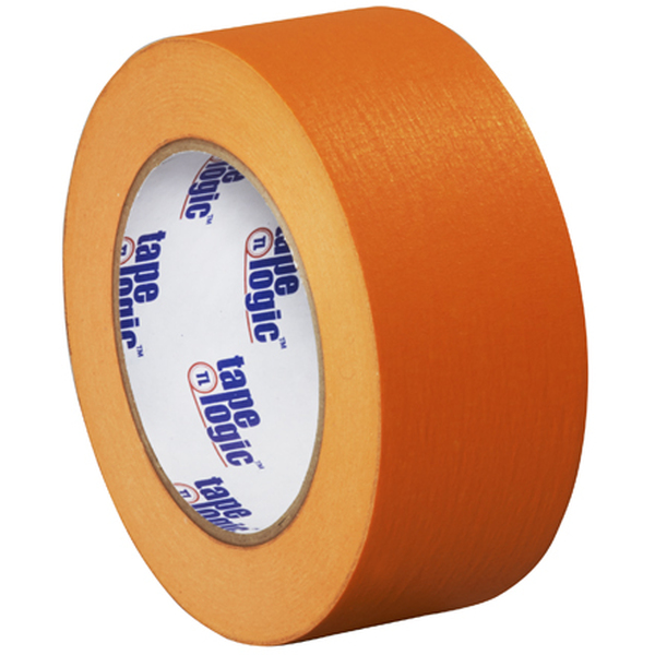 "2"" Orange Colored Masking Tape - Tape Logic™"