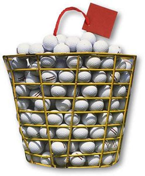 "10"" x 11"" x 4"" Bucket of Balls Medium Die Cut Gift Bag"