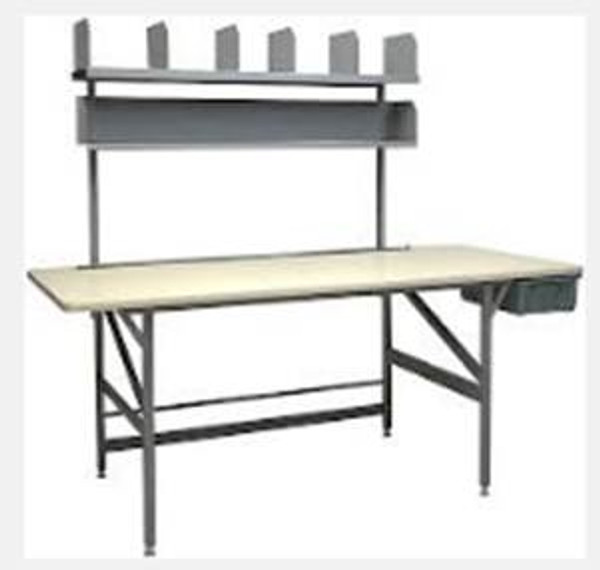 High Quality, Solid Packing and Shipping Workstation.