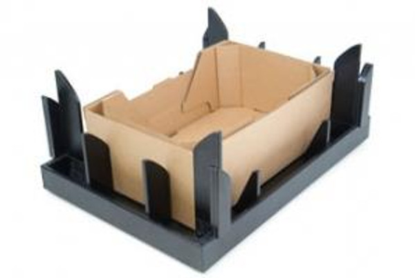 Easy Fold Jig, Fixture, Tool, Machine - Makes Folding Corrugated Mailers, Trays, Boxes, Displays Easy