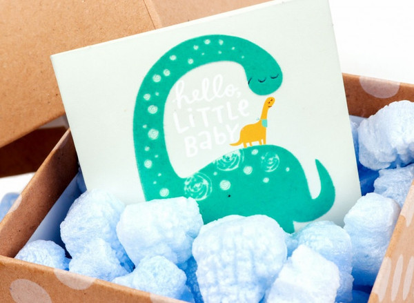 Blue Heart Shaped Packing Peanuts. Environmentally Friendly to all Ecosystems such as Lakes, Streams, Rivers, & Oceans