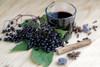 Elder Berry Syrup (Organic) - 4 oz