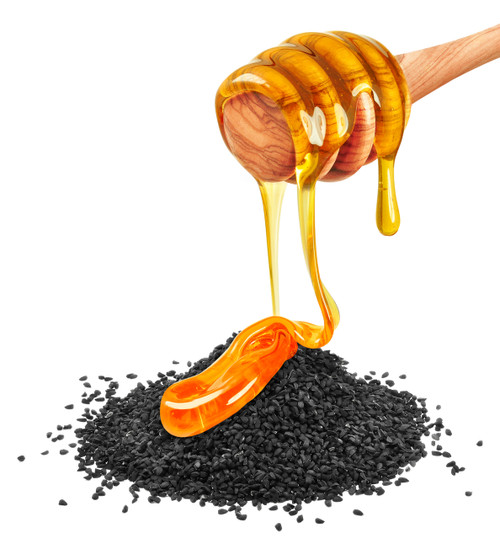 Black Seed & Honey - 4 oz