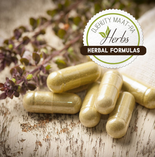 Herbal Heavy Metal Detox Formula (100 Capsules)