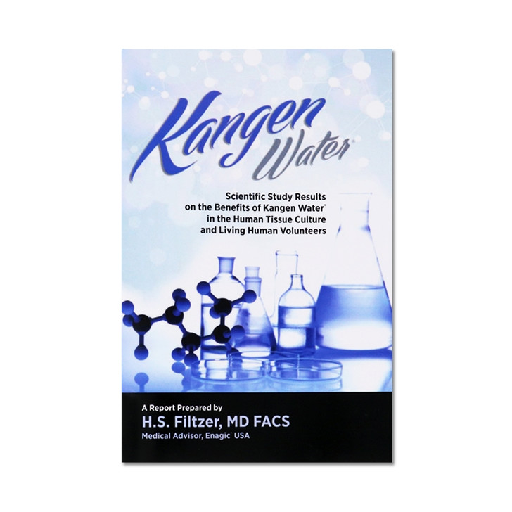 Kangen Water Study - Book