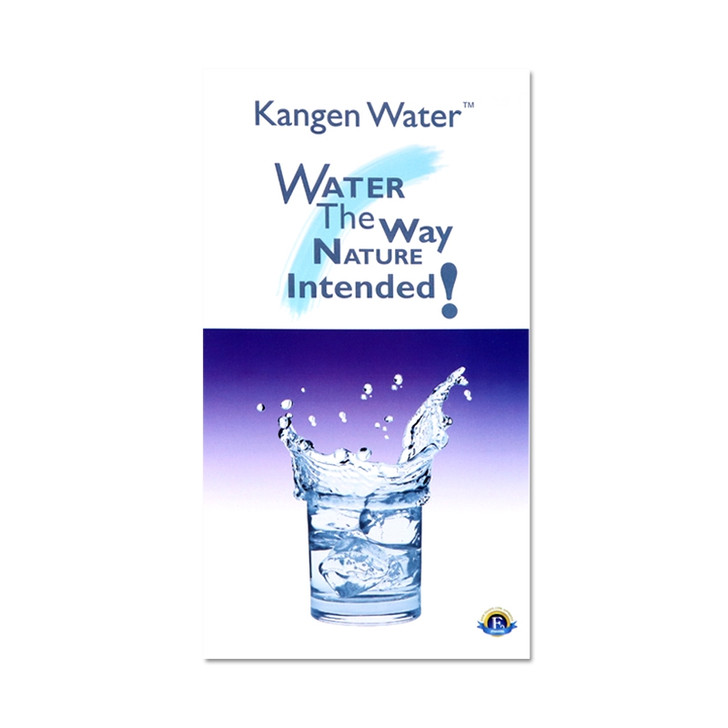 Water the Way Nature Intended - 50 pack